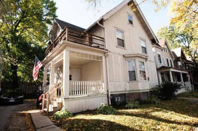 Milwaukee Two Family Home For Sale: 1921 E Park Pl #1923