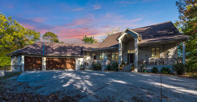 Nashotah Single Family Home For Sale: 5876 N County Road C