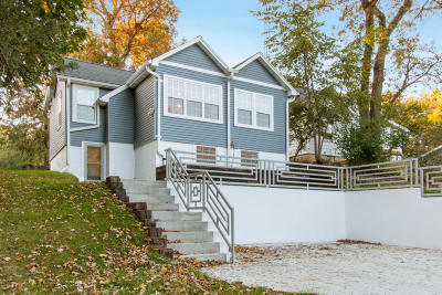 Single Family Home For Sale: 7820 Greendale Ave