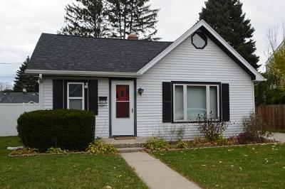 Single Family Home For Sale: 5518 36th Ave