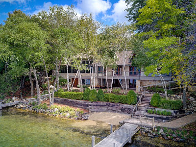 Single Family Home For Sale: 5975 Cedarhurst Ln