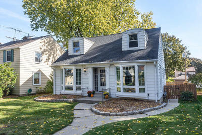 Milwaukee Single Family Home For Sale: 3124 S 31st St