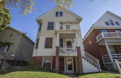 Milwaukee Multi Family Home For Sale: 3020 N Fratney St #3022