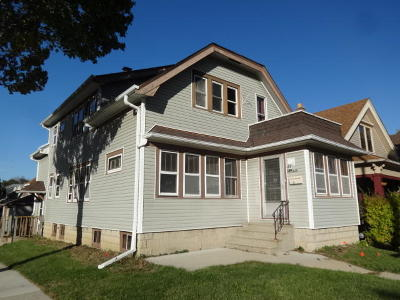 West Allis Two Family Home For Sale: 5630 W Mitchell St #5632