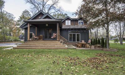 Milwaukee County Single Family Home For Sale: 6936 N Yates Rd
