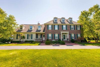 Waukesha County Single Family Home For Sale: 6642 Wildwood Point Rd