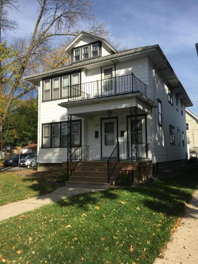 West Allis Two Family Home Active Contingent With Offer: 1500 S 79th St #1502