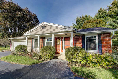 Hartland Single Family Home Active Contingent With Offer: 1115 Parkview St