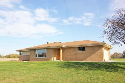 Muskego Single Family Home Active Contingent With Offer: W183s8874 Racine Ave