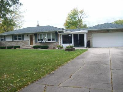Oak Creek Single Family Home Active Contingent With Offer: 7719 S Logan Ave