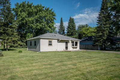 Muskego Single Family Home Active Contingent With Offer: W145s6987 Brentwood Dr
