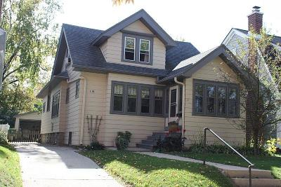 Shorewood Single Family Home Active Contingent With Offer: 1901 E Lake Bluff Blvd