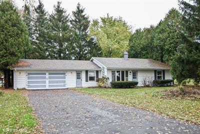 Ozaukee County Single Family Home Active Contingent With Offer: 3456 S Main St