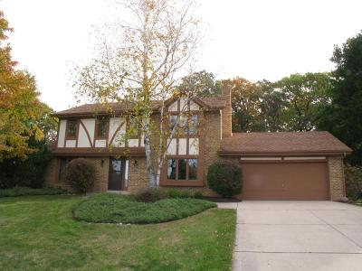 Single Family Home For Sale: 863 Crescent Ln