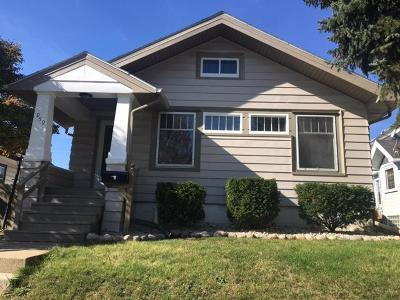 West Allis Single Family Home Active Contingent With Offer: 959 S 57th St