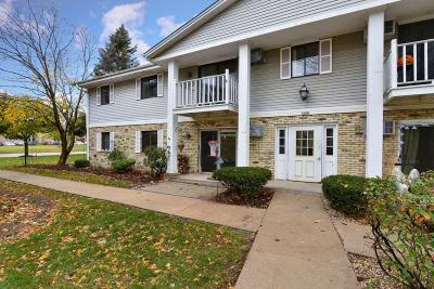 West Bend Condo/Townhouse For Sale: 1226 E Decorah Rd #3