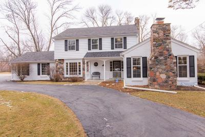 Milwaukee County Single Family Home For Sale: 700 E Daisy Ln