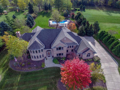 Delafield Single Family Home For Sale: 228 Steeple Pointe Dr
