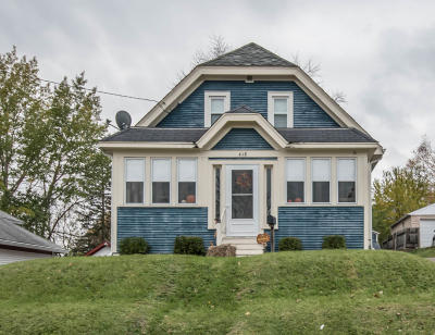 Waukesha County Single Family Home Active Contingent With Offer: 418 Fairview Ave