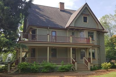 Ozaukee County Single Family Home Active Contingent With Offer: 9531 W Donges Bay Rd