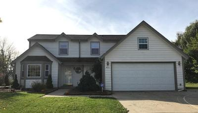 Franklin Single Family Home Active Contingent With Offer: 4111 W Southwood Dr