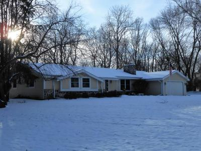 Single Family Home For Sale: W309n6675 Caddy Ct