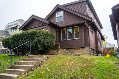 West Allis Single Family Home Active Contingent With Offer: 1510 S 57th St
