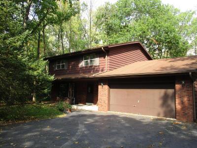 Milwaukee Single Family Home For Sale: 10420 W Greenwood Terrace