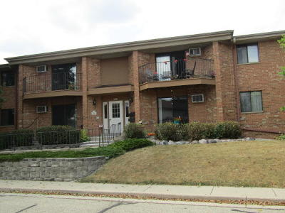 Greenfield Condo/Townhouse For Sale: 4417 S Greenridge Cir #D