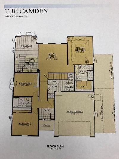 Waukesha Single Family Home For Sale: 727 Bennett Dr
