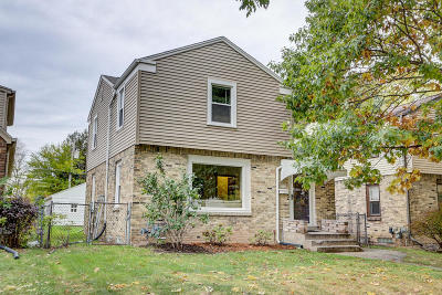 West Allis Single Family Home Active Contingent With Offer: 2371 S 72nd St
