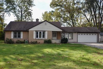 Brookfield Single Family Home For Sale: 14065 Ranch Rd