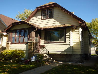 West Allis Single Family Home For Sale: 1950 S 78th St