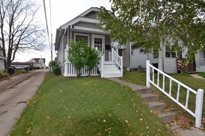 South Milwaukee Single Family Home Active Contingent With Offer: 2413 Harrison Pl