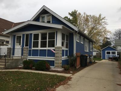 West Allis Single Family Home Active Contingent With Offer: 2134 S 83rd St