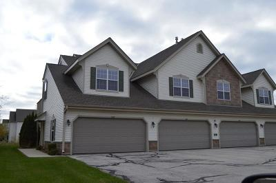 Racine County Condo/Townhouse Active Contingent With Offer: 1049 Bedford Ct #201