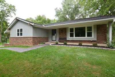 Brookfield Single Family Home Active Contingent With Offer: 17350 Holly Ln