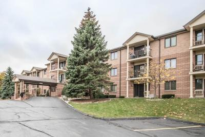 Washington County Condo/Townhouse Active Contingent With Offer: 530 N Silverbrook Dr #318