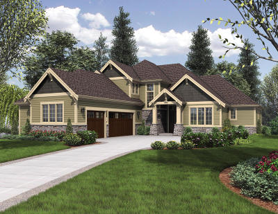 Waukesha County Single Family Home For Sale: 1675 Whistling Hill Cir