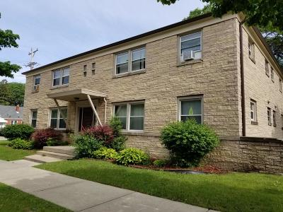 Milwaukee Multi Family Home For Sale: 3500 W Hope Ave