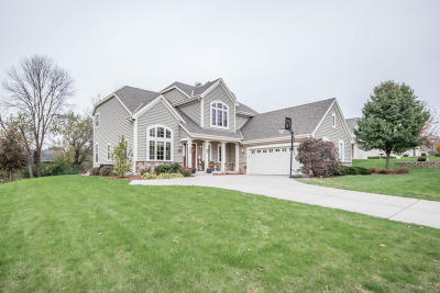 Waukesha Single Family Home For Sale: 3534 Fiddlers Creek Dr