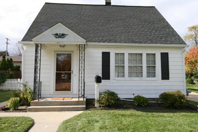 West Allis Single Family Home Active Contingent With Offer: 2857 S 91st St