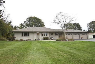 Ozaukee County Single Family Home Active Contingent With Offer: 1278 Keup Rd