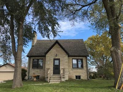 Menomonee Falls Single Family Home Active Contingent With Offer: W172n7692 Shady Ln