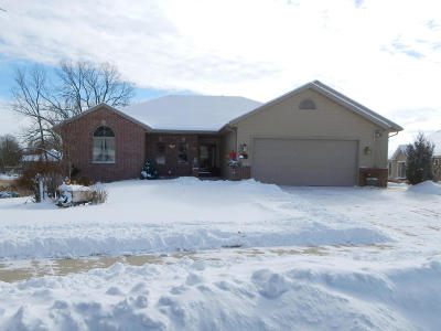 Washington County Single Family Home For Sale: 1717 Homestead Trail