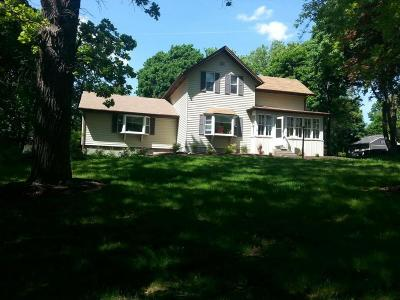 Single Family Home Active Contingent With Offer: 810 E Capitol Dr