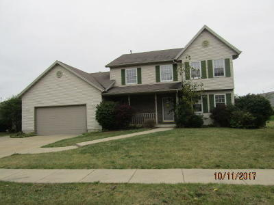 Kenosha Single Family Home For Sale: 2517 45th