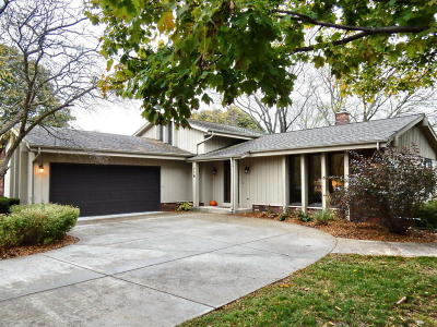 Waukesha Single Family Home Active Contingent With Offer: 716 Elk Ln