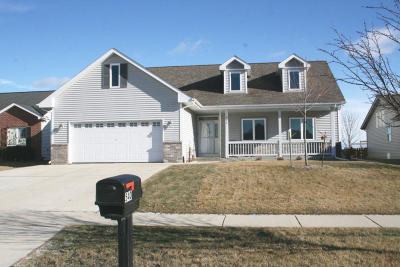 West Bend Single Family Home Active Contingent With Offer: 540 Sand Dr