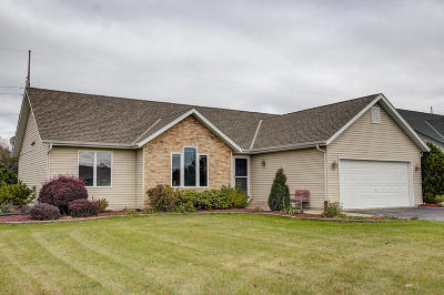 Single Family Home Active Contingent With Offer: 198 Granary Cir
